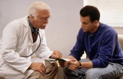 У врача уролога